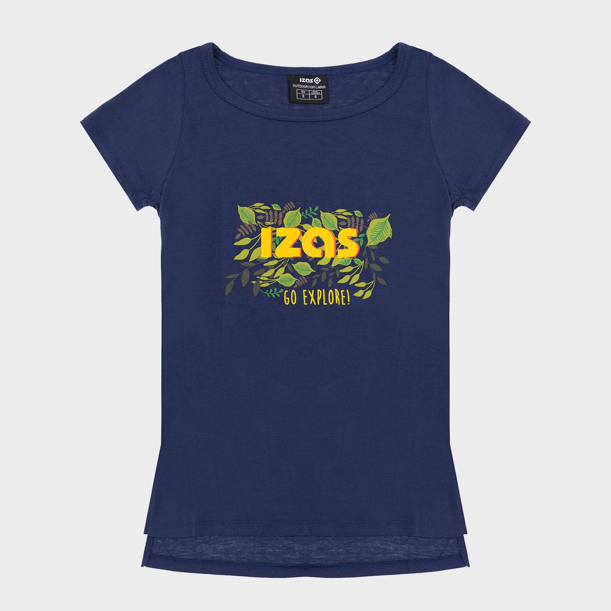 AIDEN KIDS SHORT SLEEVE T-SHIRT BLUE