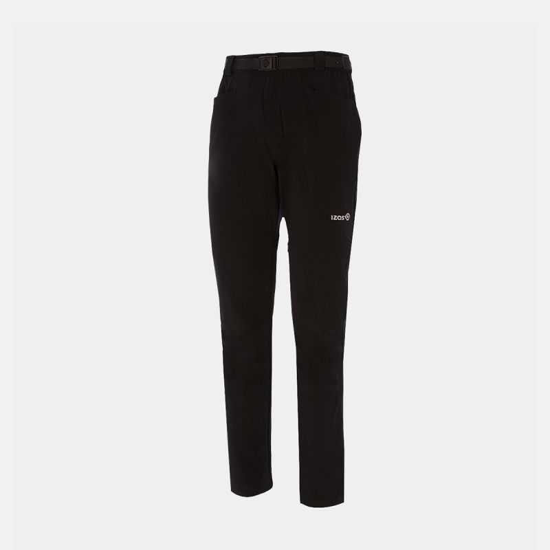 MAN TREKKING PANTS GRANI II BLACK