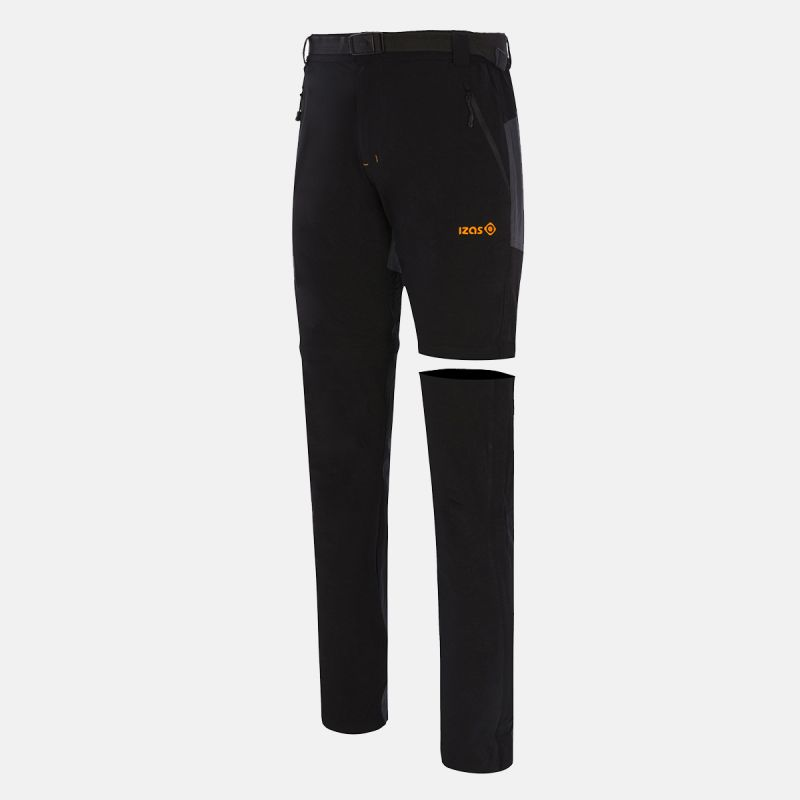 MAN'S WILLOW MOUNT STRETCH PANT BLACK
