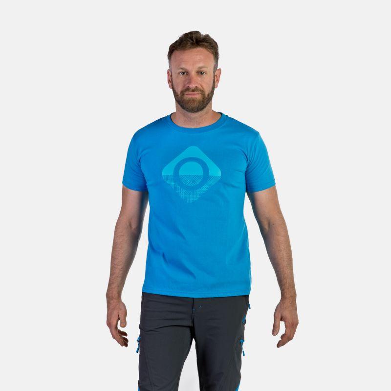 MAN T-SHIRT GRANBY BLUE
