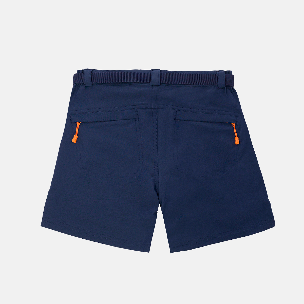 BEAR KIDS STRETCH SHORT PANT BLUE