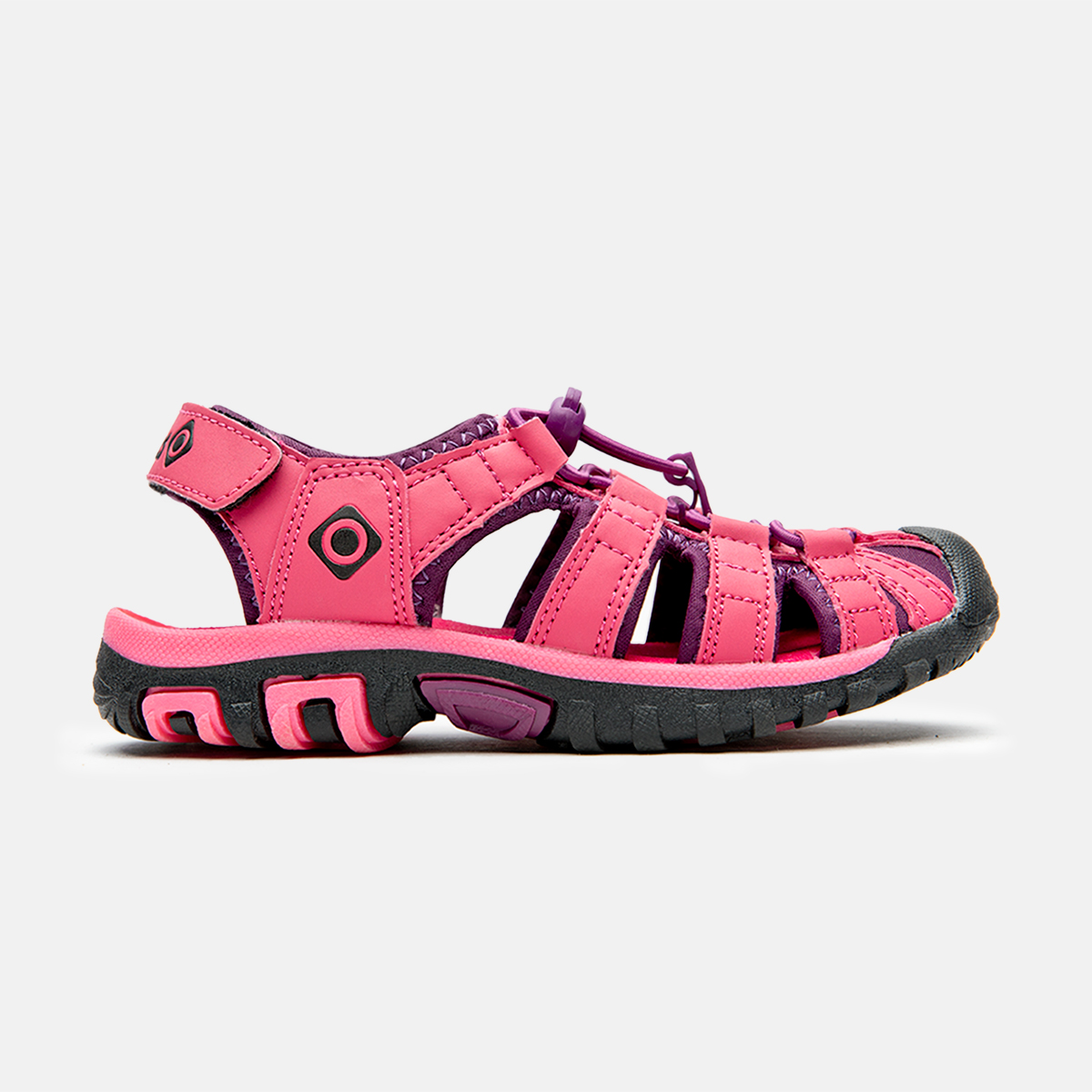 UNISEX'S FROSTY SANDALS FUXIA