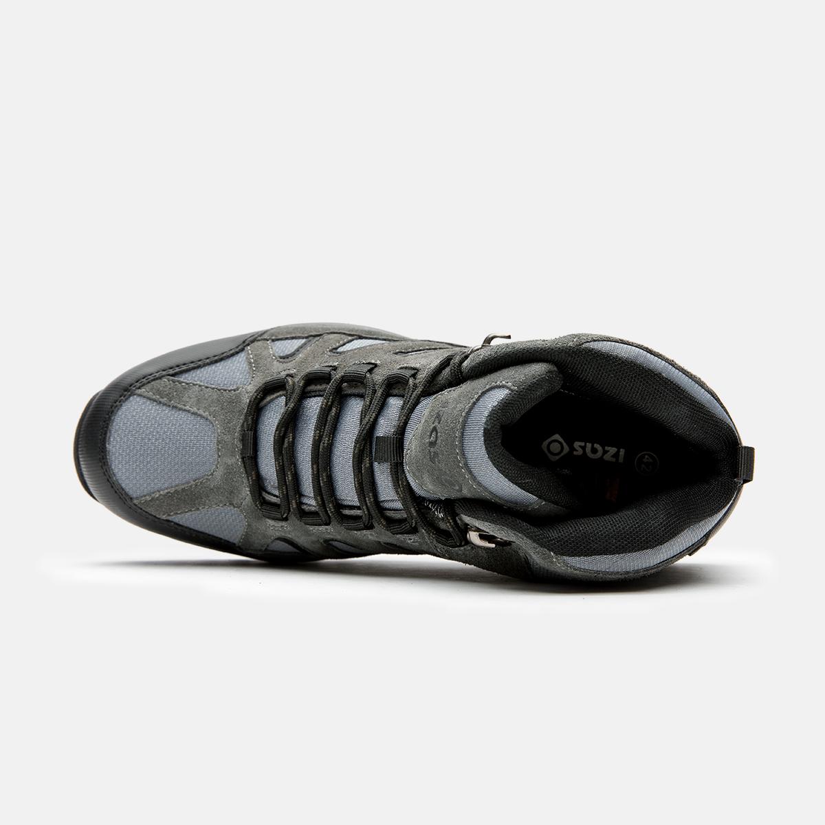 UNISEX'S TIMPA HIKING BOOTS BLACK