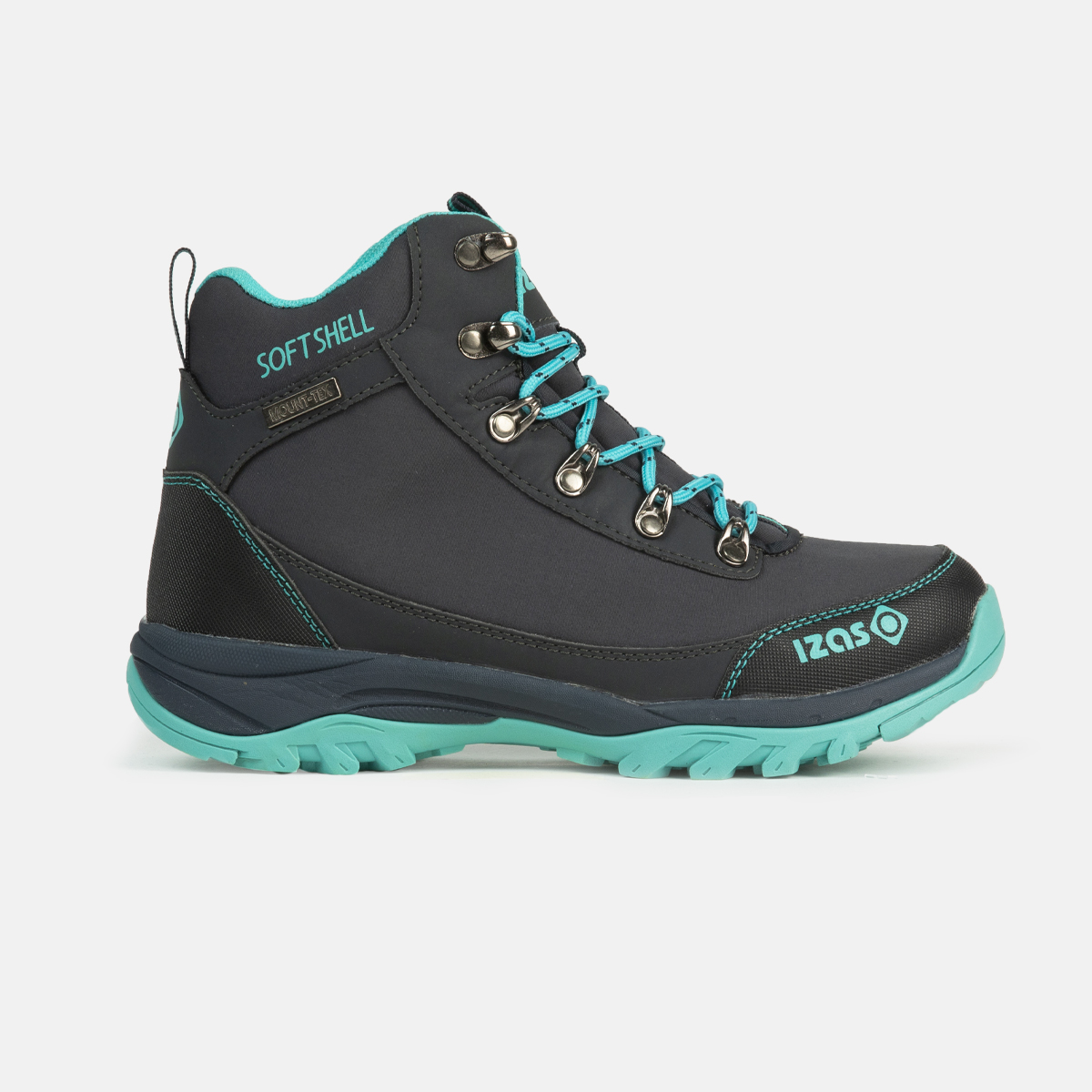 WOMAN'S LEZAT HIKING BOOTS GREY