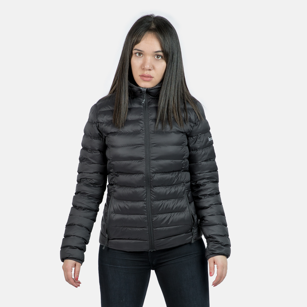 WOMAN'S AILAMA MOUNT-LOFT PADDED BLACK