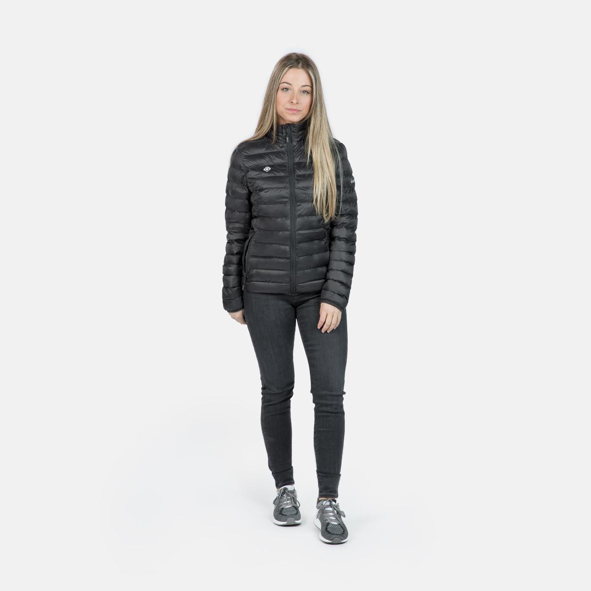 WOMAN'S ETNA MOUNT-LOFT PADDED BLACK