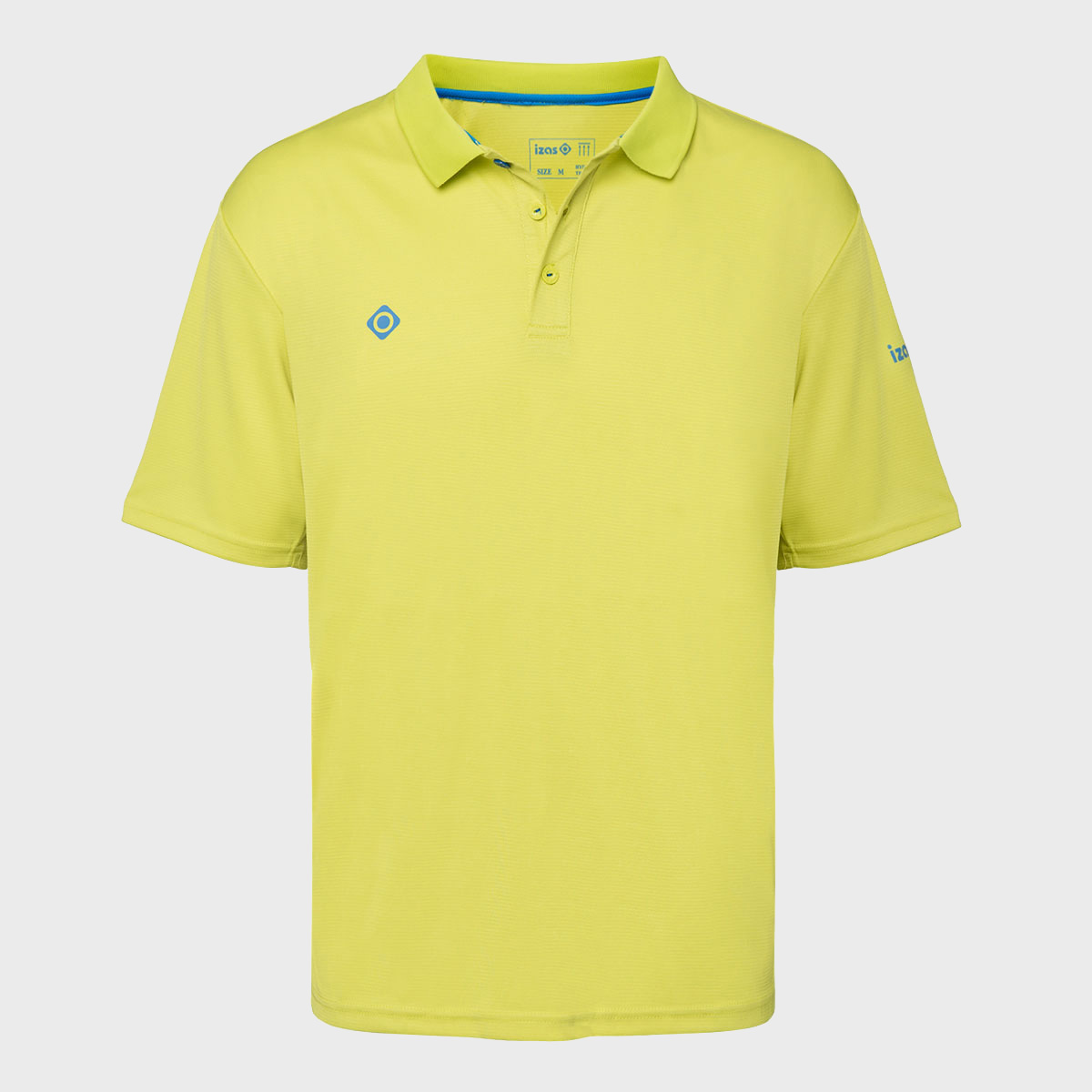 MAN'S ACAY POLO T-SHIRT GREEN