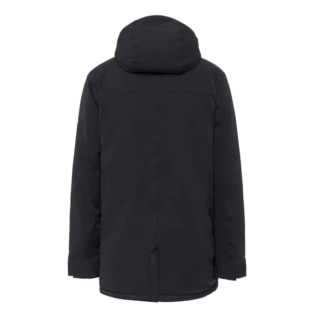 MAN'S BESIBERRI PARKA BLACK