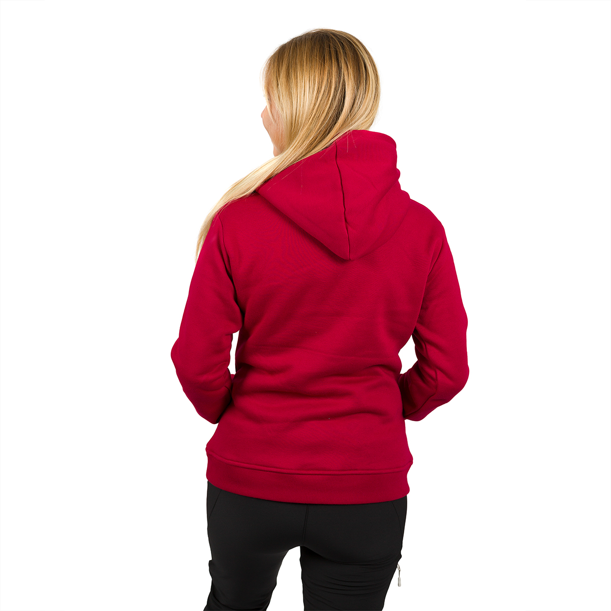 WOMAN'S CIMBIA PULLOVER RED