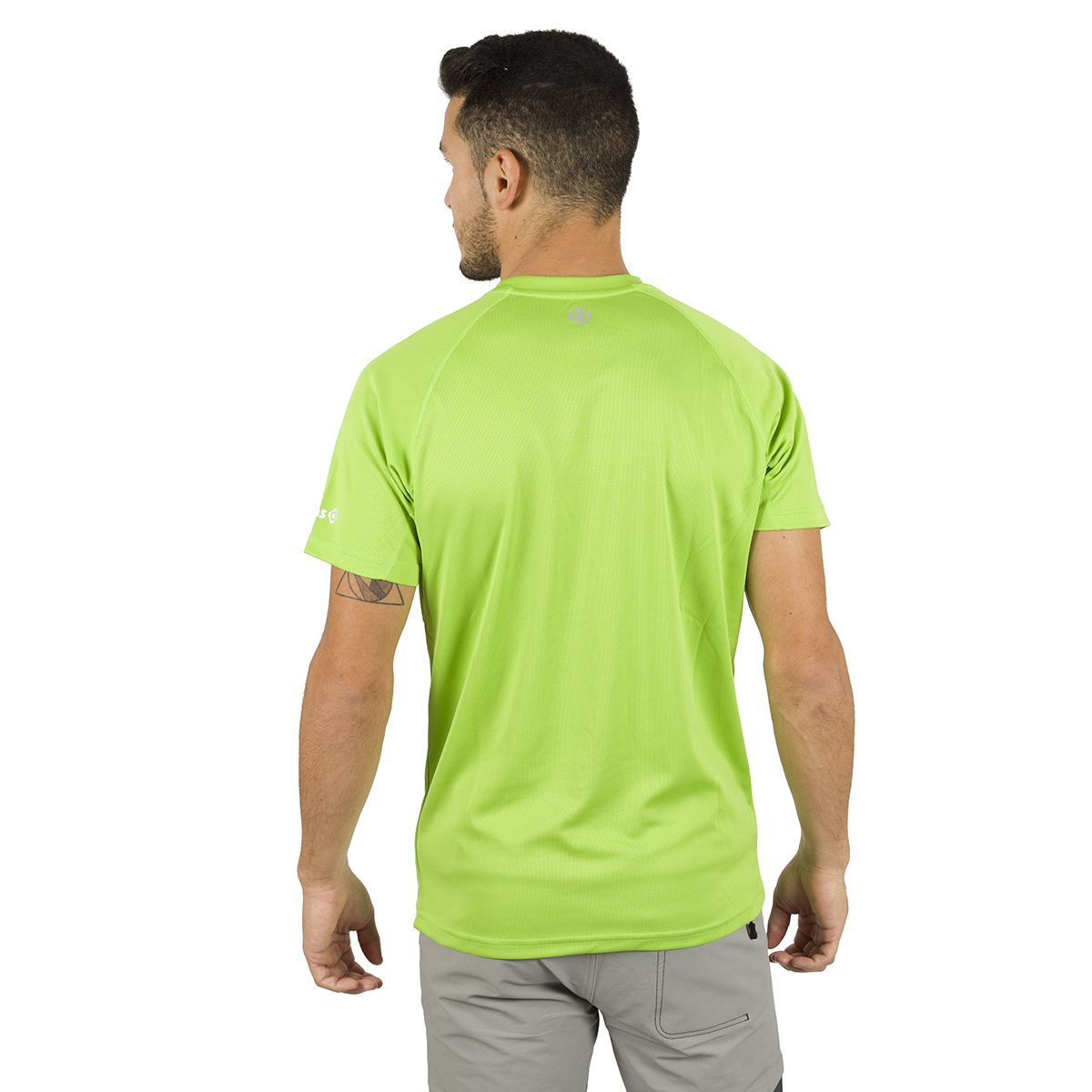 MAN'S CREUS II T-SHIRT GREEN