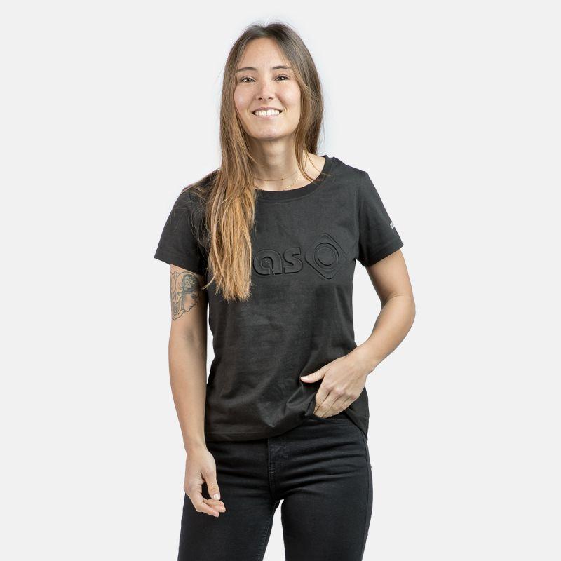 WOMAN T-SHIRT VIENA BLACK
