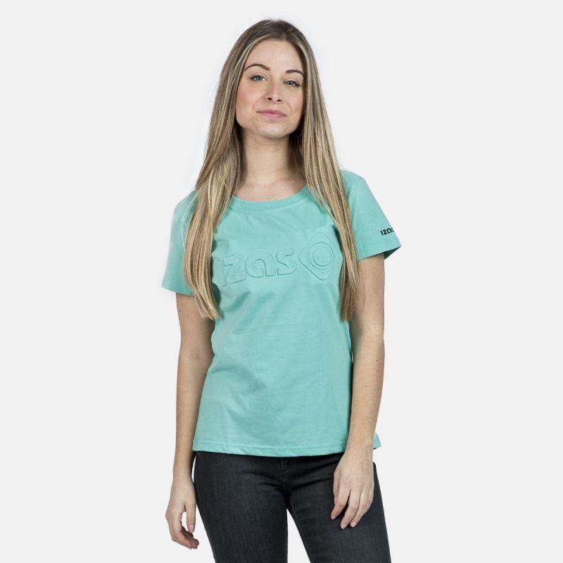 WOMAN T-SHIRT VIENA GREEN
