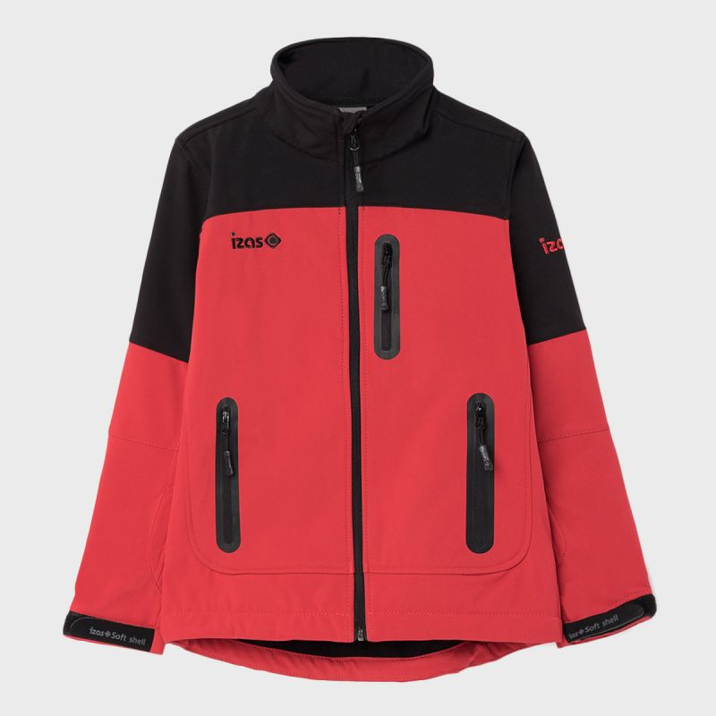 LEGAN KIDS-BLACK-RED-1