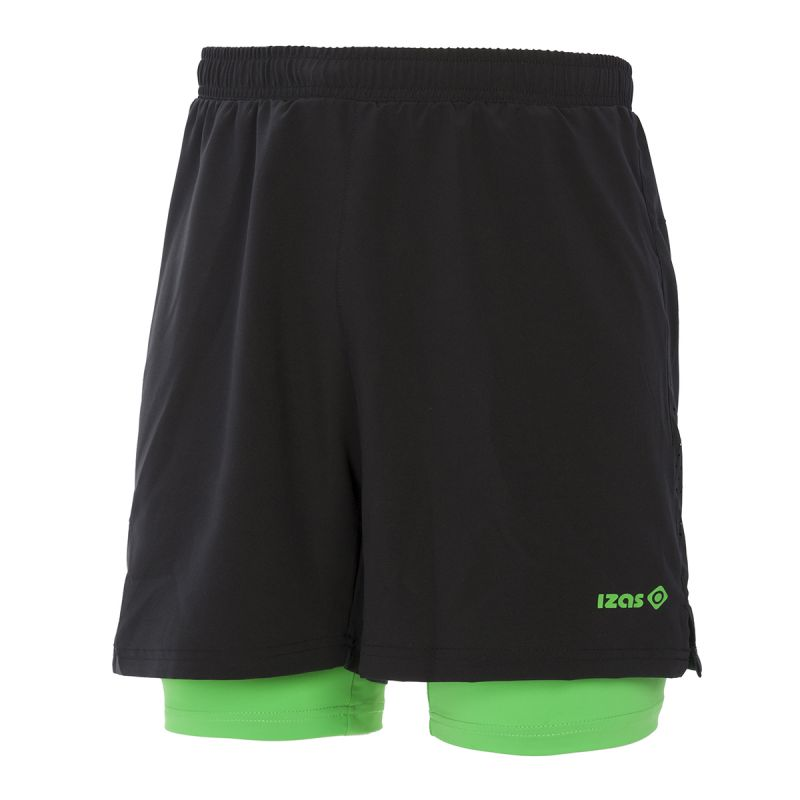 RAVIER-BLACK-LIGHT GREEN-1