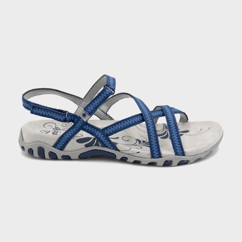 WOMAN'S TENA SANDALS BLUE
