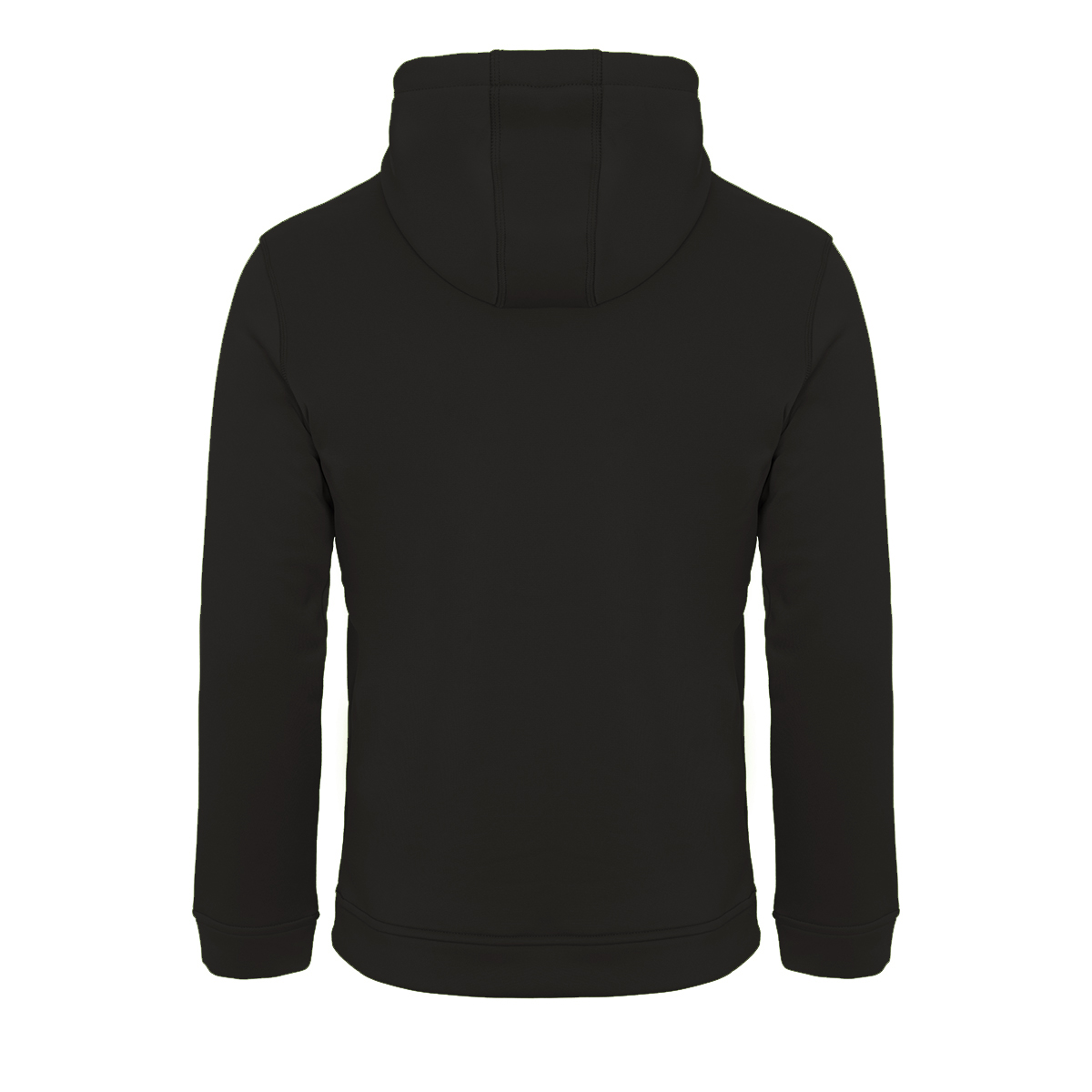 MAN'S DOHA HOODED PULLOVER BLACK