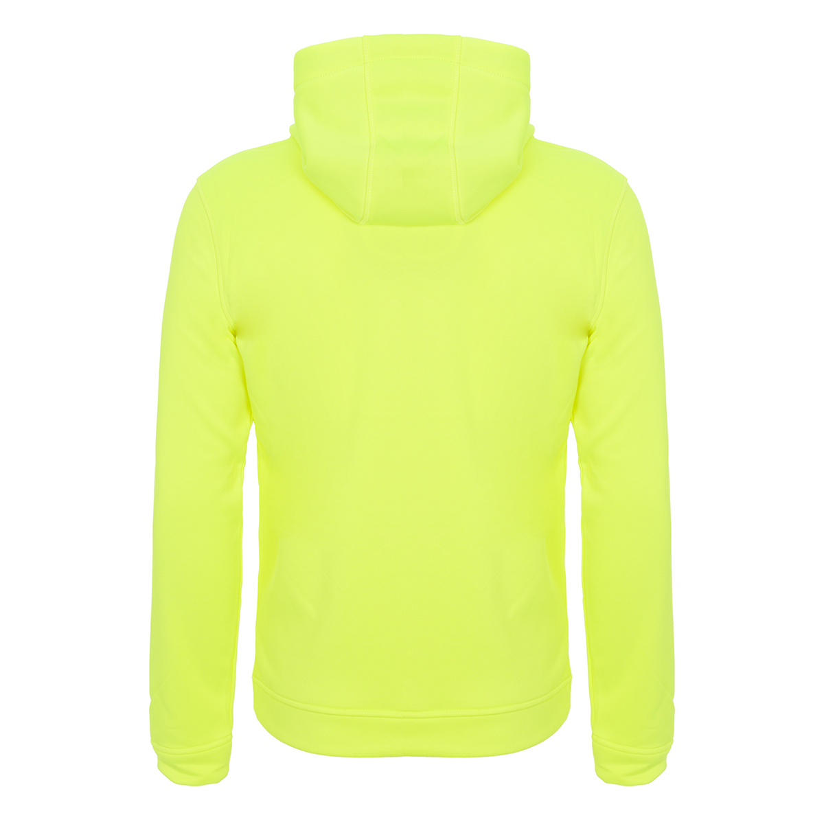 MAN'S DOHA HOODED PULLOVER YELLOW