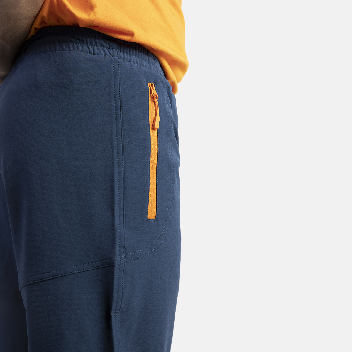 MAN'S CLOISTER MOUNT STRETCH PANT BLUE