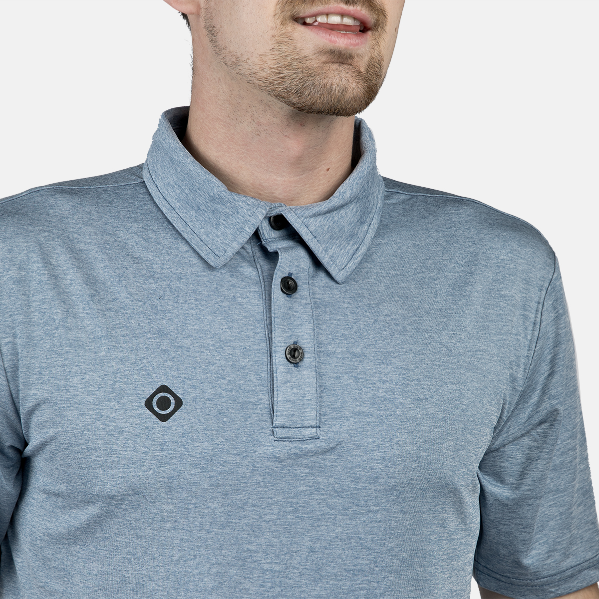 MAN'S CHASE POLO BLUE