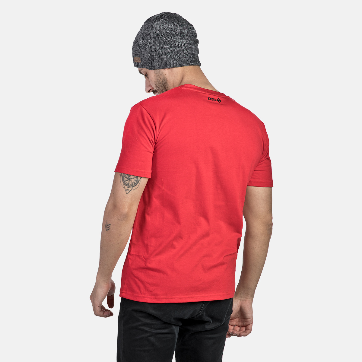 MAN'S AVERY T-SHIRT RED