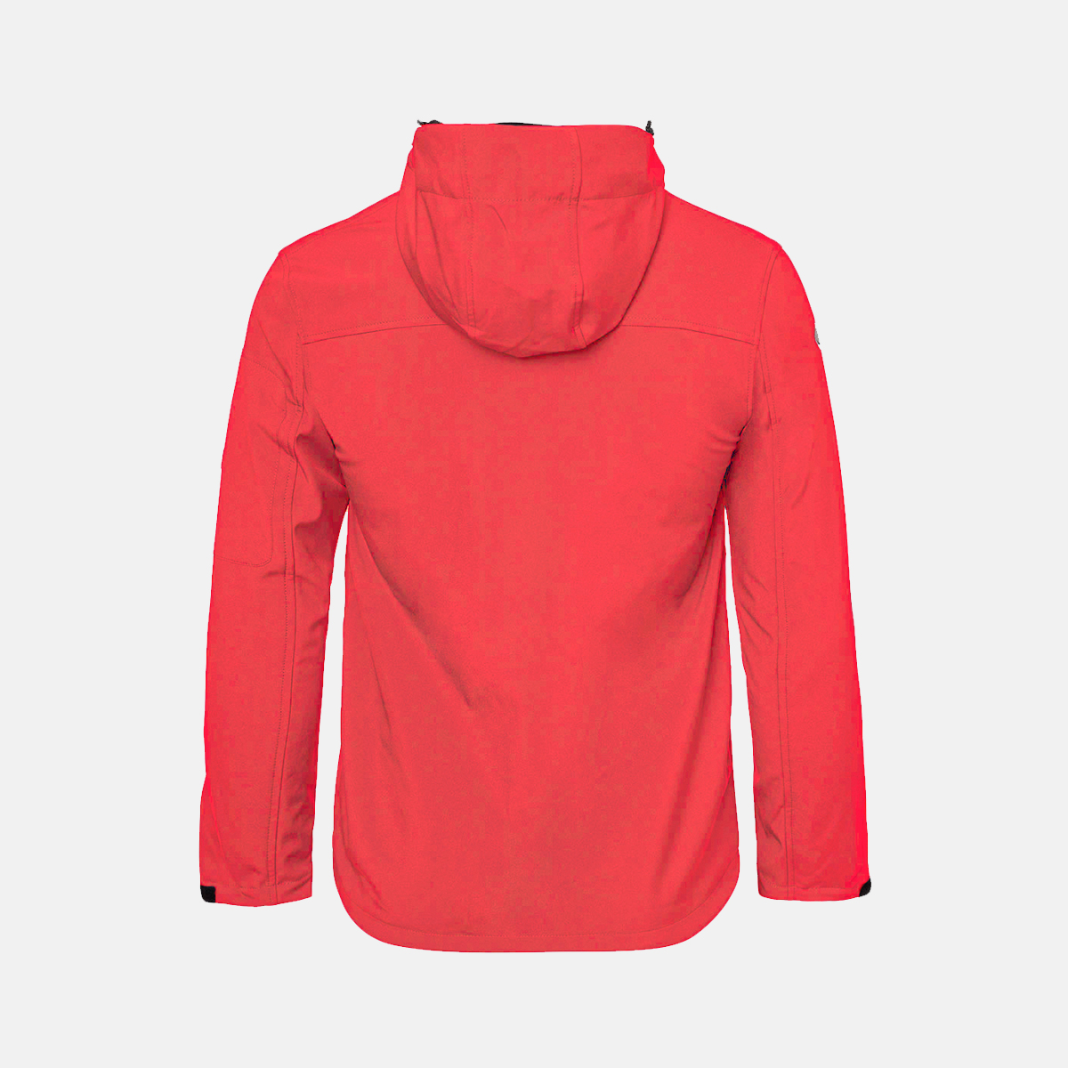 MAN'S BERRY SOFTSHELL RED