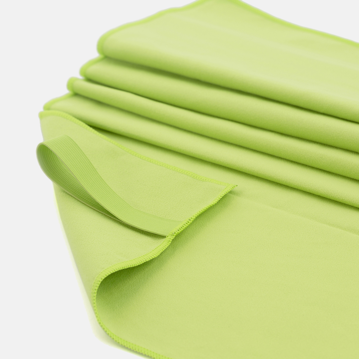 UNISEX'S BREMA-L MICROFIBER TOWEL GREEN