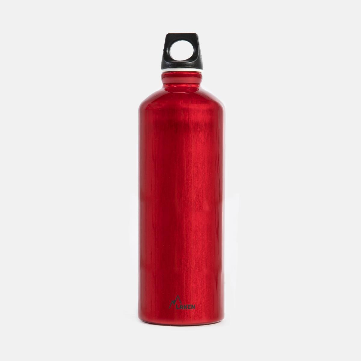 RED ALUMINIUM BOTTLE WHITBY 0.75L