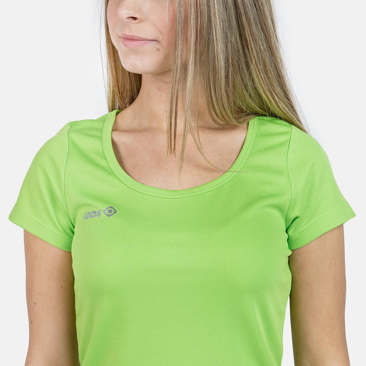 WOMAN'S ADAIA II T-SHIRT GREEN