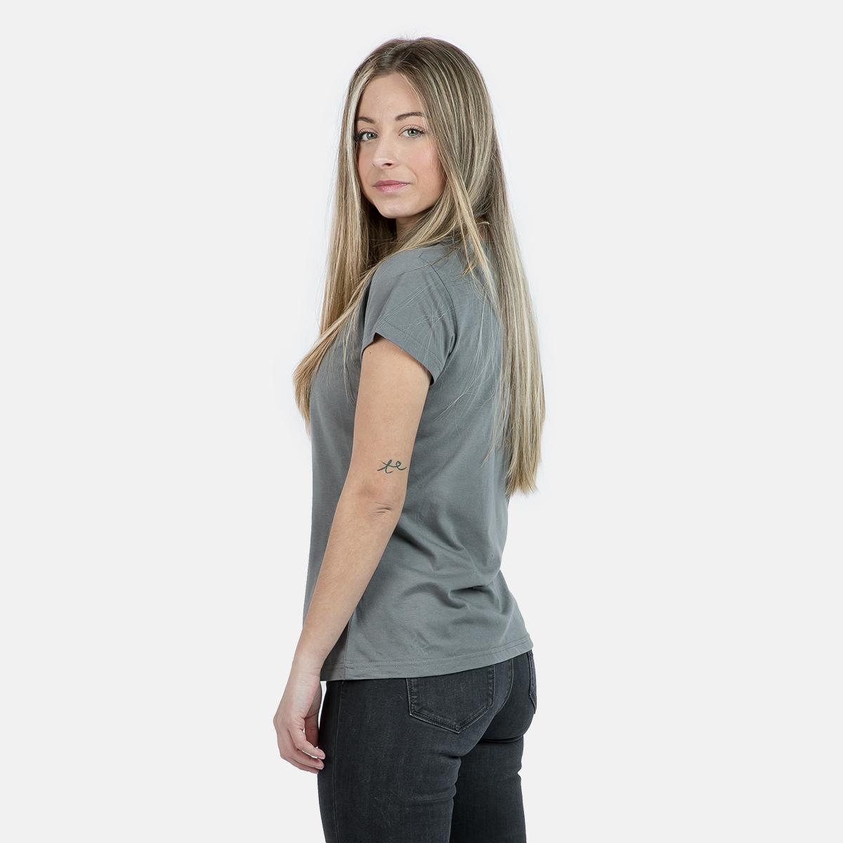 WOMAN'S SAS T-SHIRT BLUE