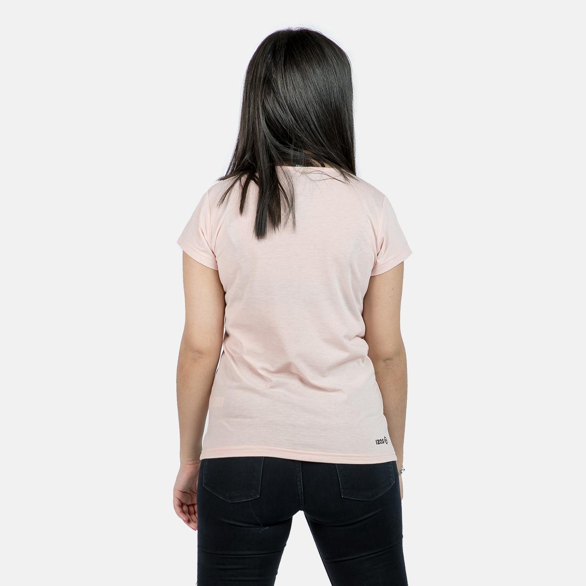 WOMAN'S SAS T-SHIRT PINK