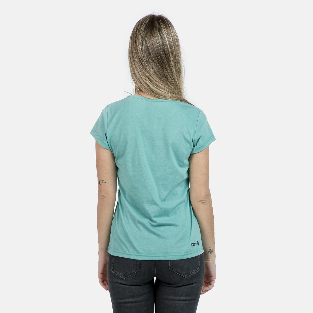 WOMAN'S SAS T-SHIRT GREEN
