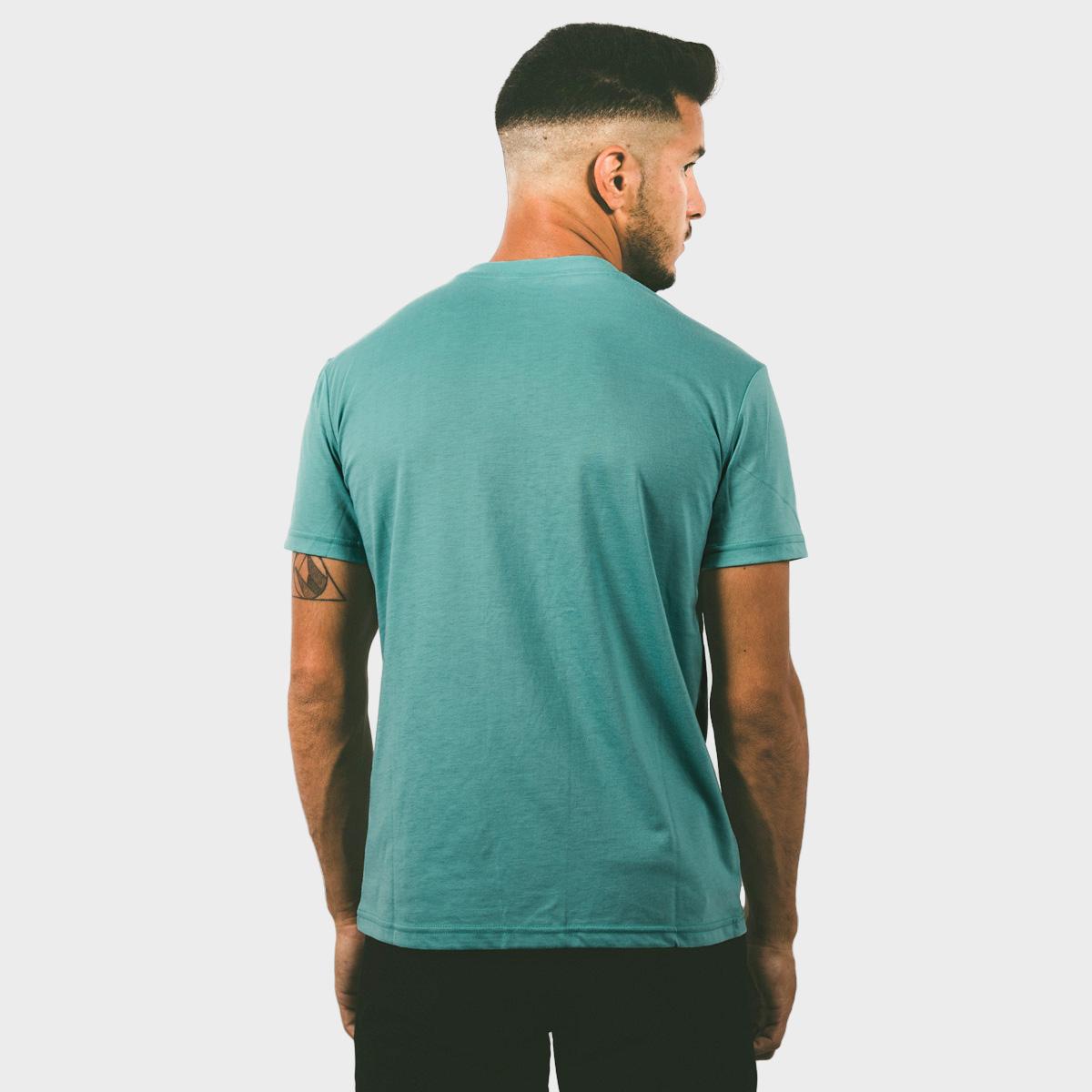 MAN'S KANSAS T-SHIRT GREEN