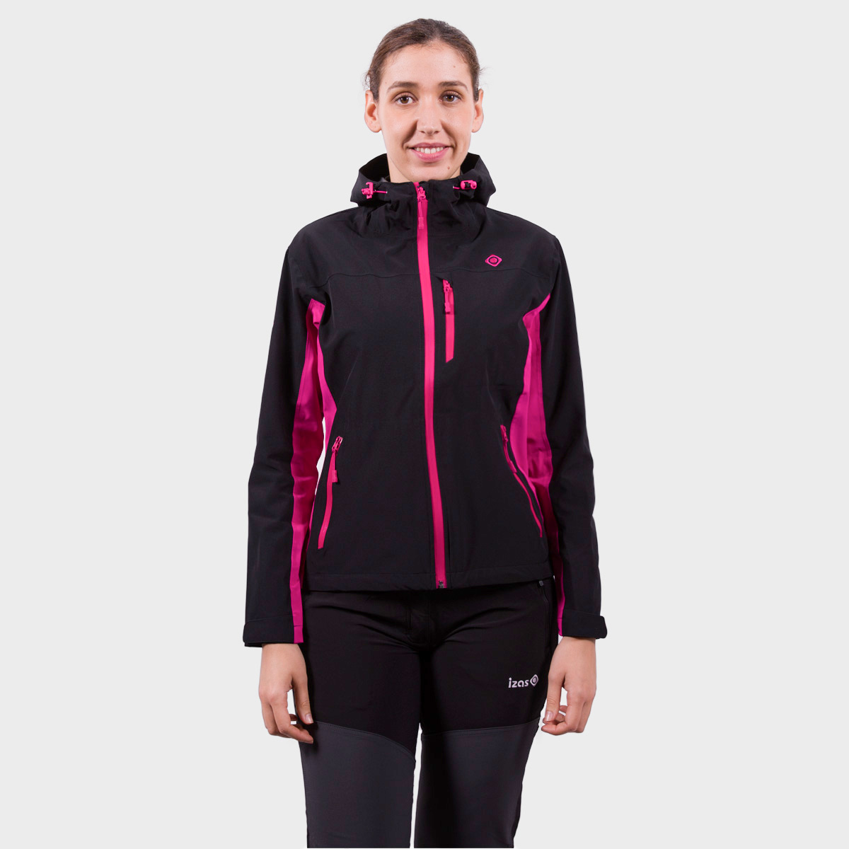 WOMAN'S KATYN SHELL JACKET BLACK