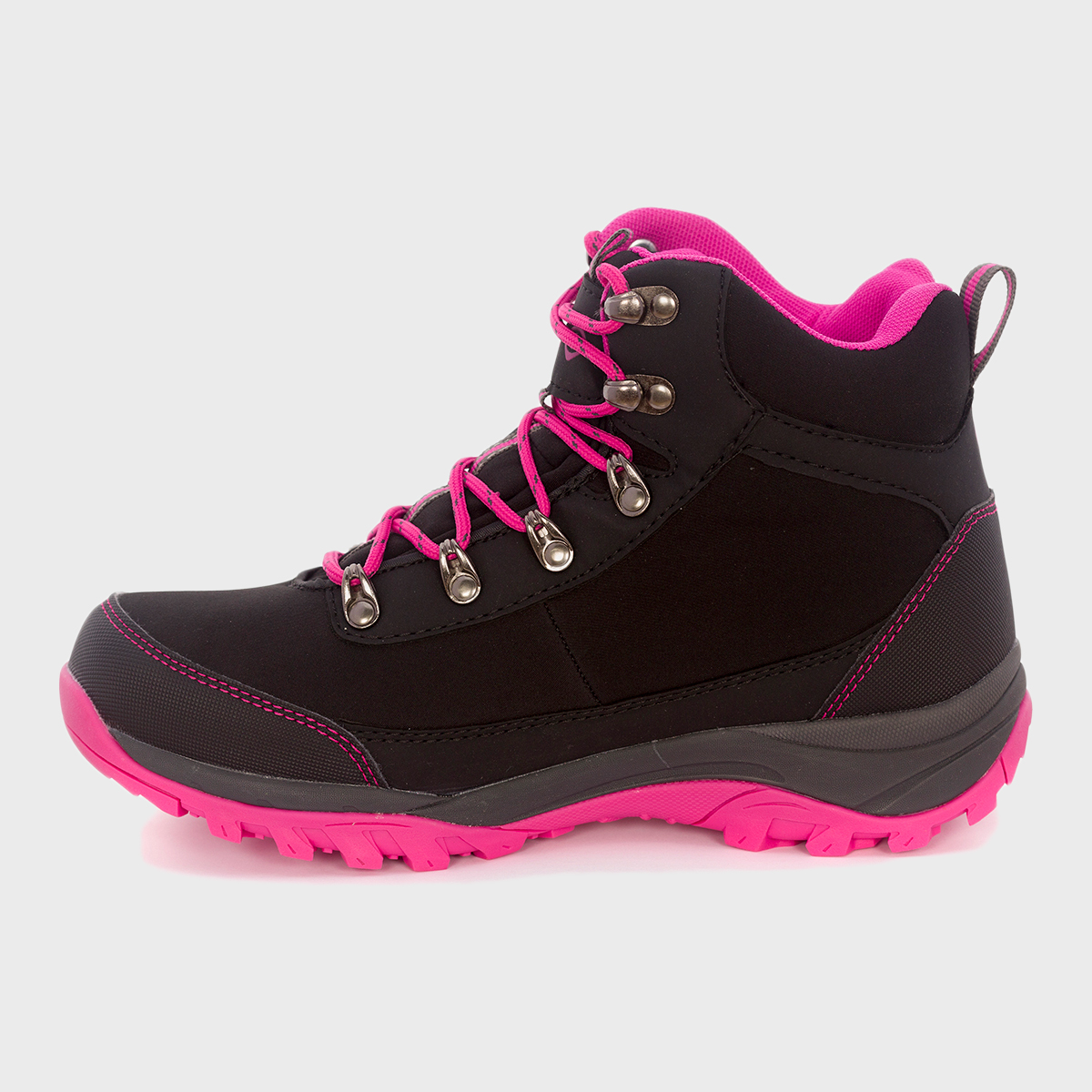 WOMAN'S LEZAT HIKING BOOTS BLACK