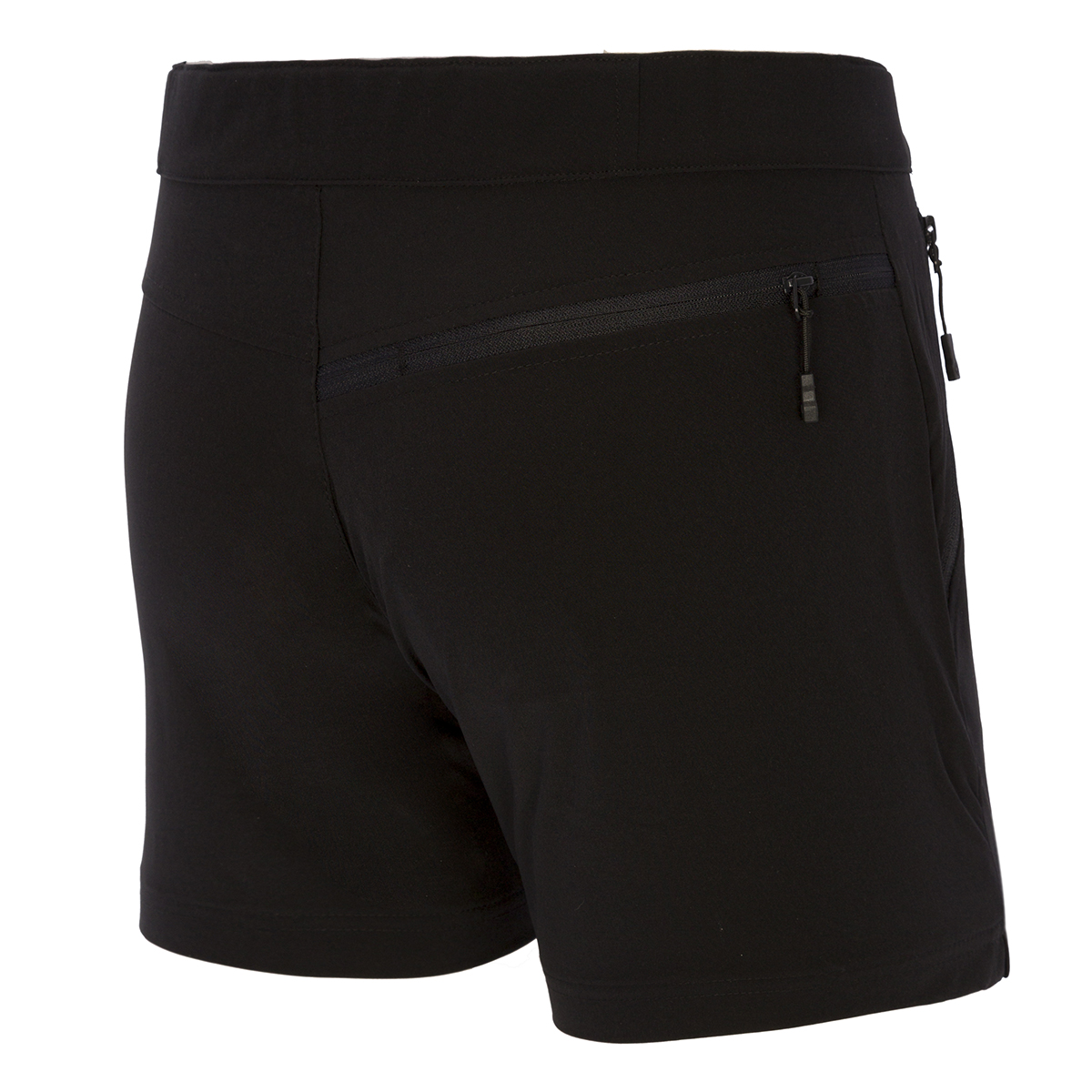 WOMAN'S NAGELA STRETCH SHORT BLACK