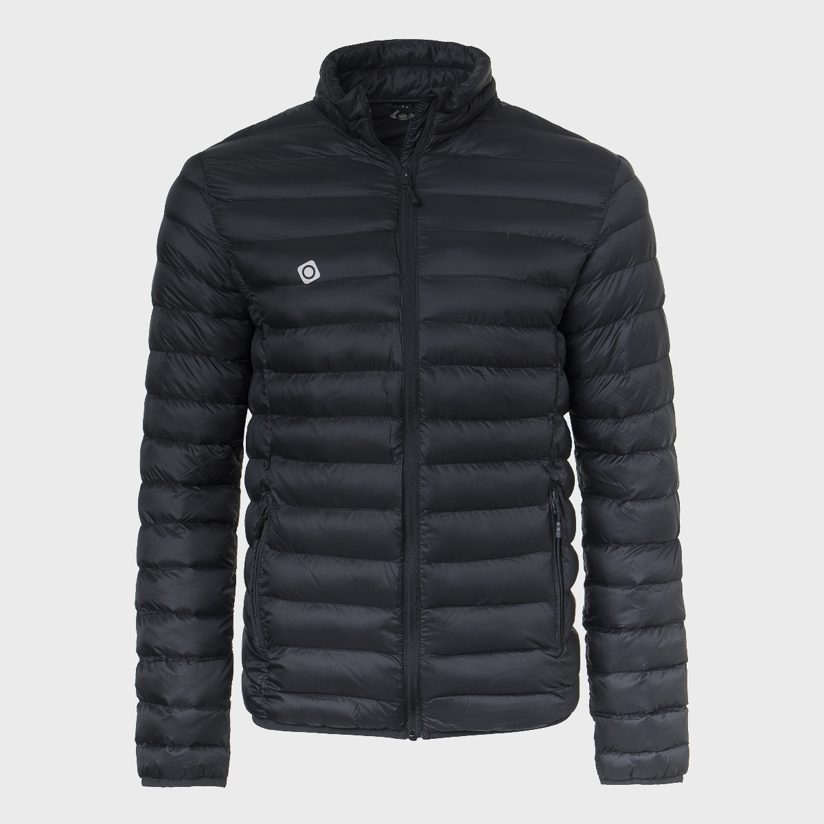 MAN'S NASSER PADDED JACKET BLACK