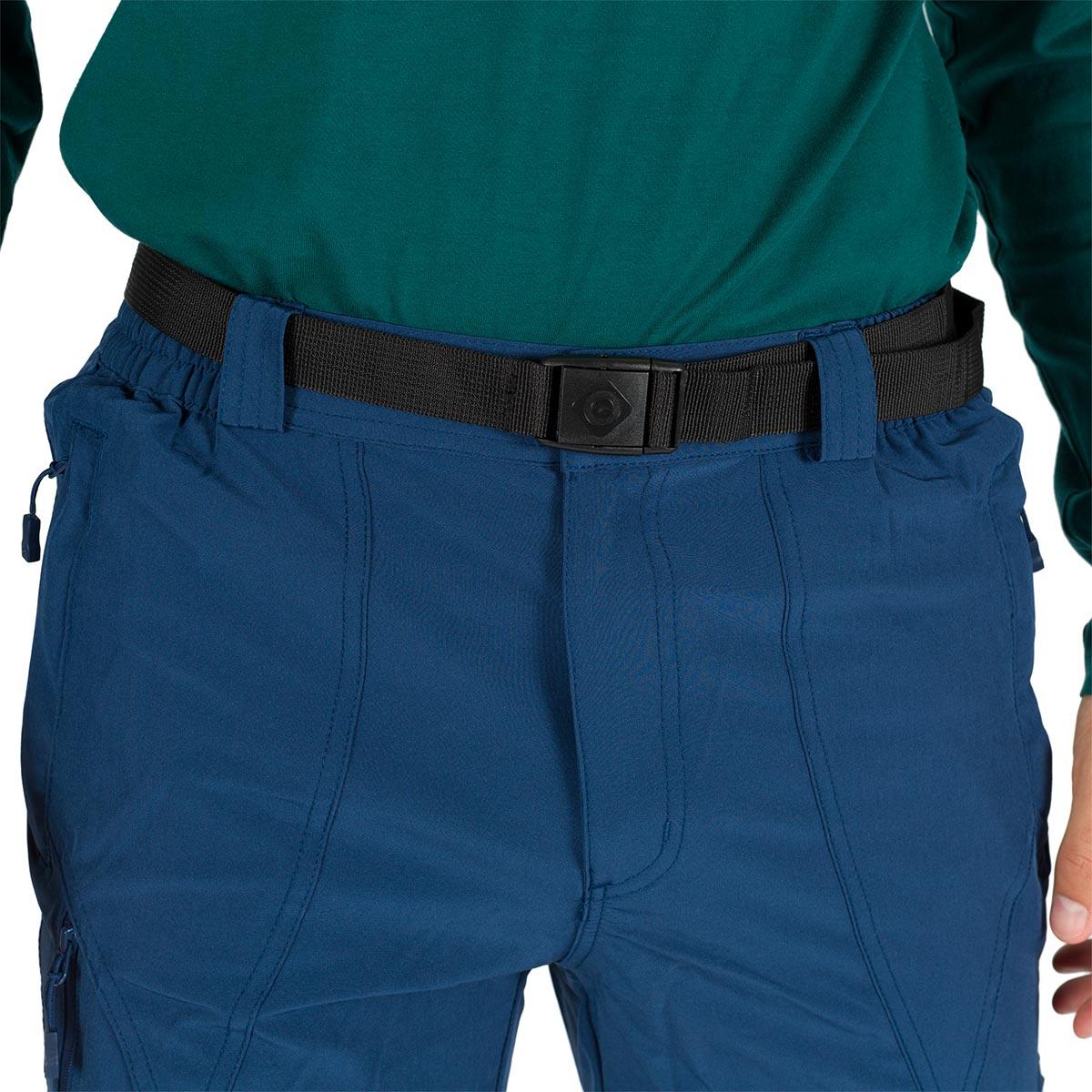 MAN'S BEAR STRETCH SHORT PANT BLUE