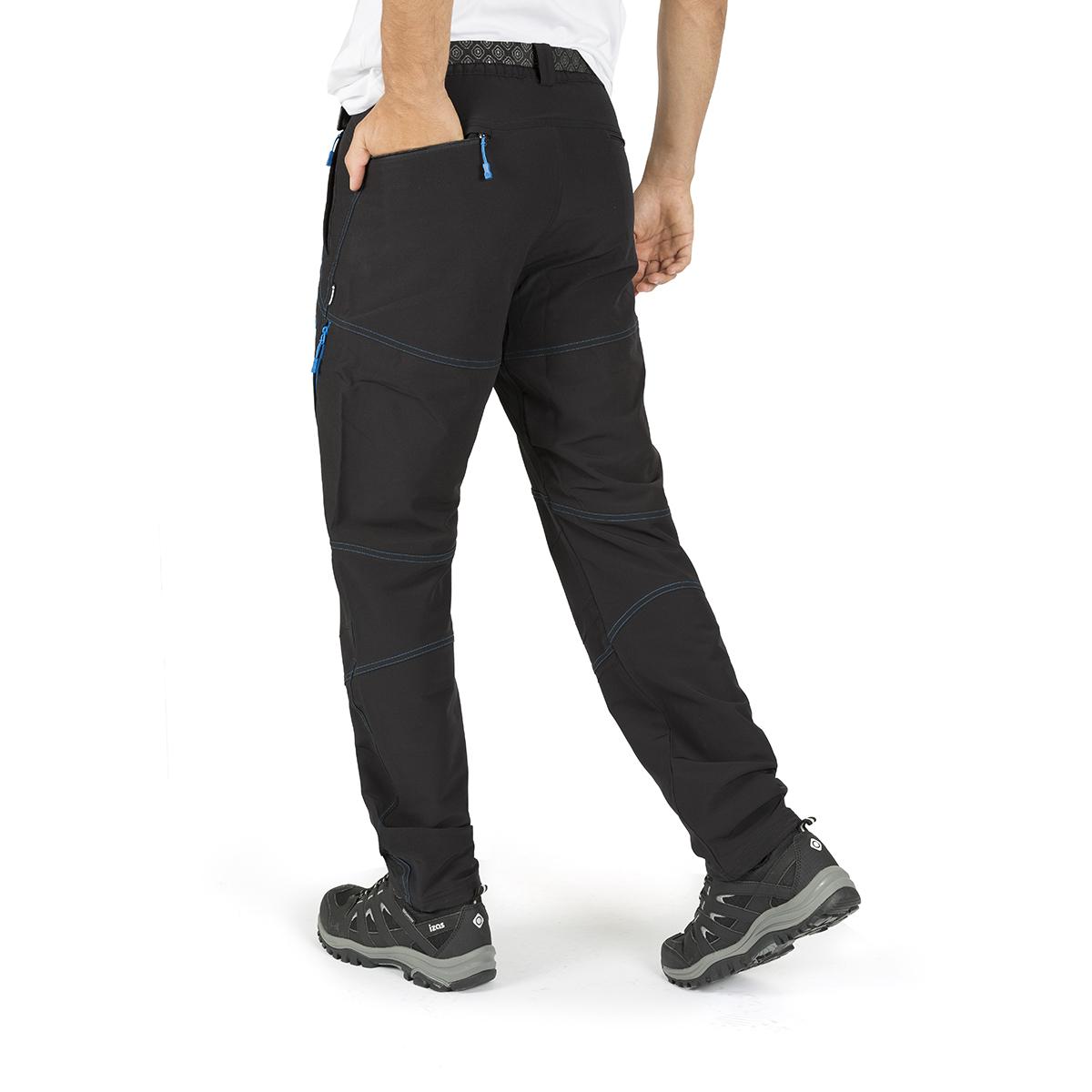 MAN'S VOIRON MOUNT-STRETCH PANT BLACK