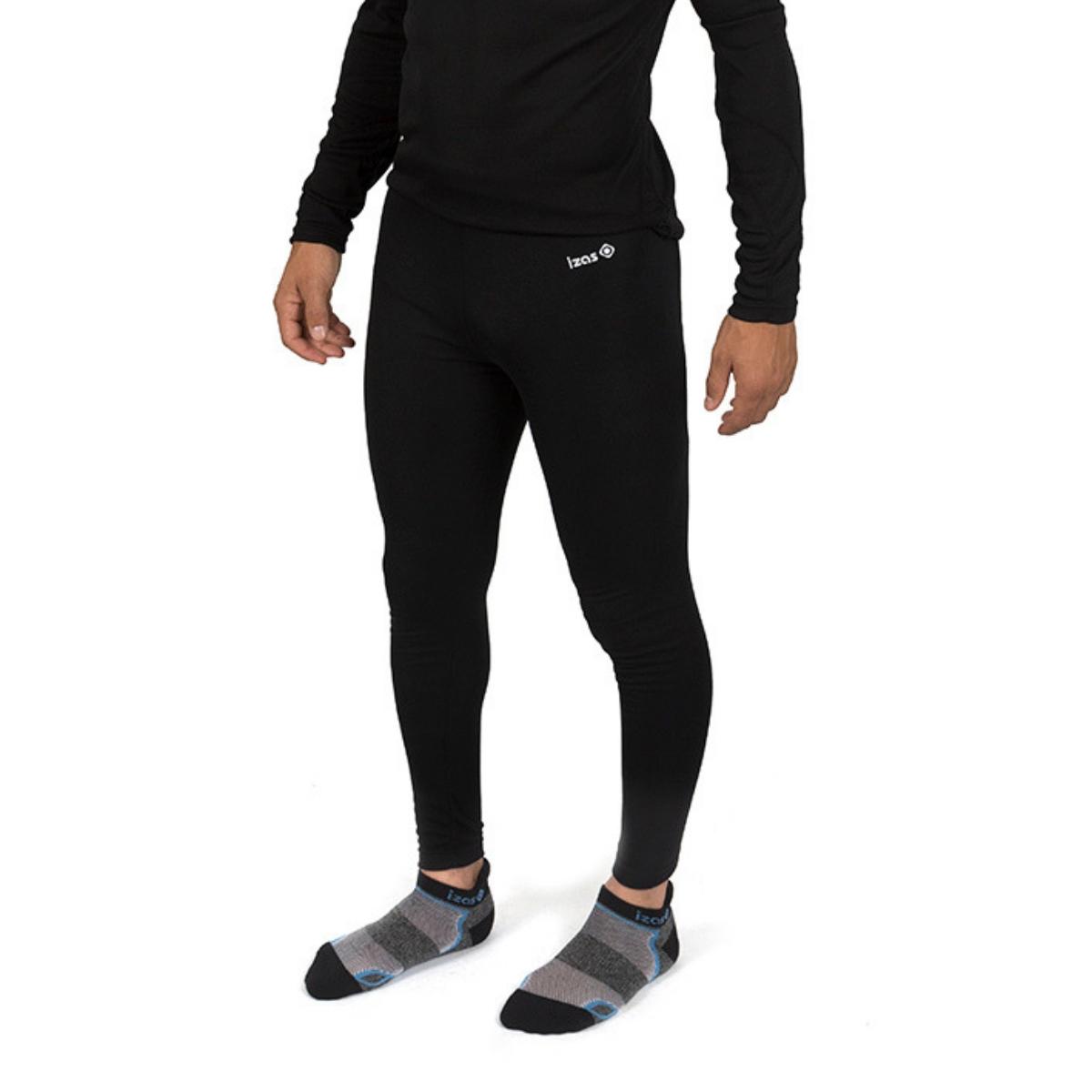 MAN'S MULHACEN THERMAL PANT BLACK