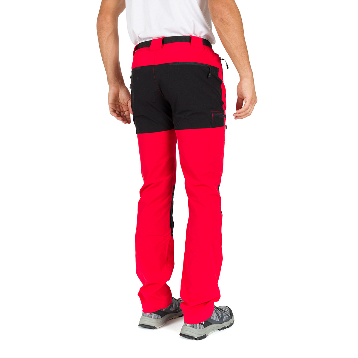 MAN'S OLVES MOUNT STRETCH PANT RED