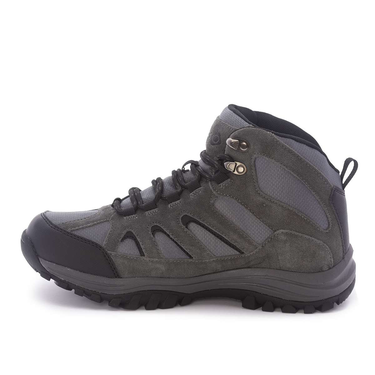 UNISEX'S TIMPA HIKING BOOTS BLACK