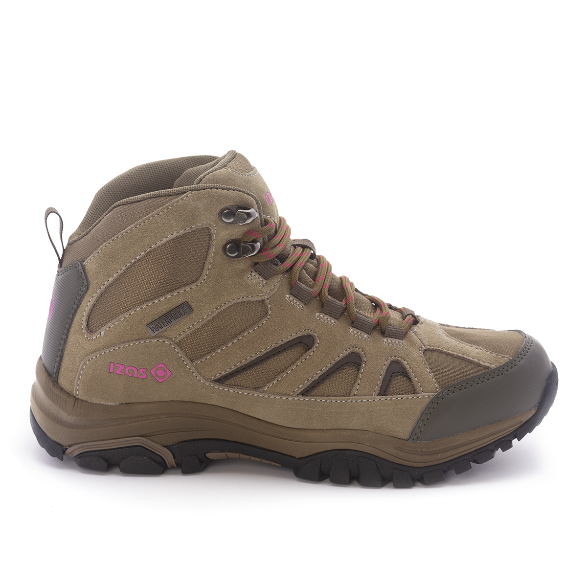 UNISEX'S TIMPA HIKING BOOTS BROWN